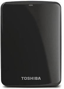 Toshiba Canvio Portable Hard Drive, 1TB