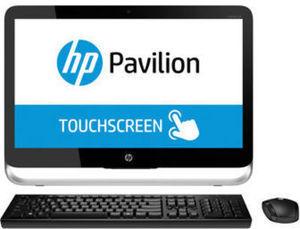 "HP 23"" TouchSmart All-in-One Desktop PC"