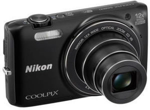 Nikon S6800 Camera Bundle