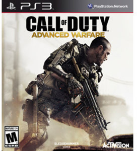 Call of Duty Advanced Warfare (PS3 & Xbox 360)