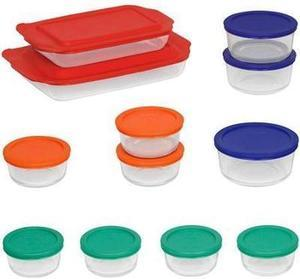 Pyrex 24-Pc. Set