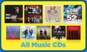 All Music CDs