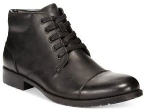 Unlisted Break Cover Cap Toe Boots