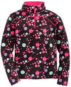 Layer 8 Girls' Printed Fleece Pullover