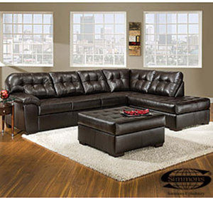 Simmons Manhattan Sectional