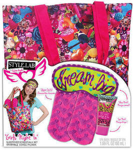 Fashion Angels by Style Lab Sleepover Bag