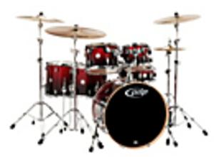 Pacific by DW Concept Maple 5-Piece Drum Kit