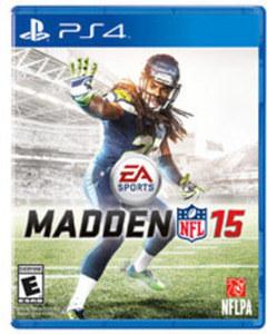 Madden 15 (PS4)