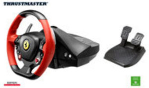 Thrustmaster Ferrari Steering Wheel (PS4)