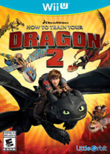 How to Train Your Dragon 2 (Wii U)