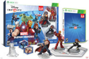Disney Infinity Marvel Super Heroes Starter Pack 2.0 Edition (Xbox 360)