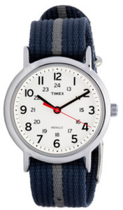 Timex Men's Weekender Nylon Strap Watch