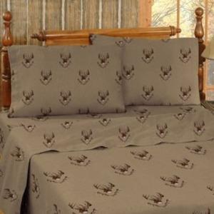 Cabela's Fleece & Flannel Sheet Sets