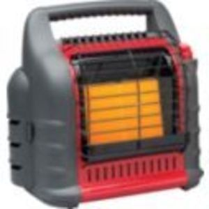 Mr. Heater Portable Big Buddy Heater+ Free Carry Case