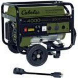 Cabela's Outdoorsman Generator