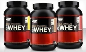 Optimum Nutrition Whey Gold Standard (Starts 11/28)