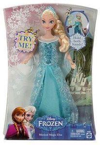 Mattel Diseny Frozen Dolls - Elsa