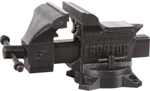 Ironton Light-Duty Bench Vise