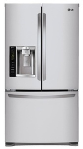 LG 24.7 cu ft. French Door Refrigerator -LFX25973ST
