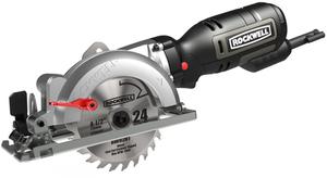 Rockwell 5-Amp 4 1/2-in Corded Circular Saw