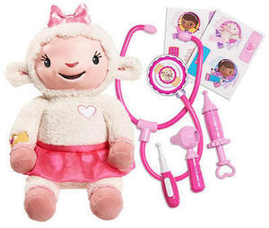 Doc McStuffins Take Care of Me Lambie Playset w/ Coupon #4