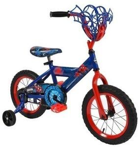 """HUFFY Spider Man 14"""" Bike"""