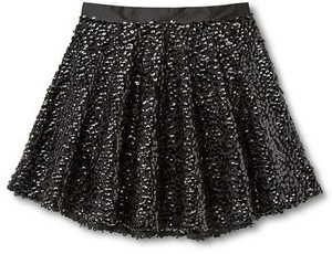 Girls' Cherokee Holiday Skirt