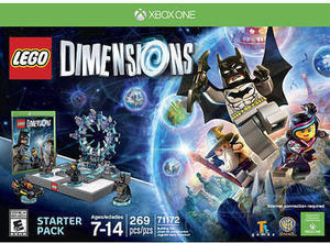 Lego Dimensions Starter Pack + $10 Gift Card (All Systems)