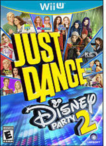 Just Dance Disney Party 2 for WiiU