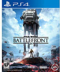 Star Wars Battlefront for Sony PS4