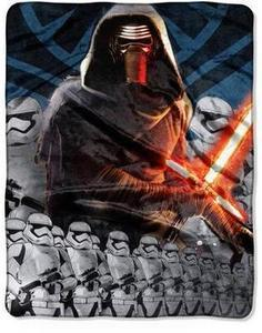 """Star Wars Episode VII: The Force Awakens """"Lead Force"""" 40"""" x 50"""" Silk Touch Throw"""
