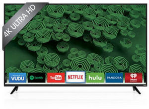 "VIZIO 65"" Class UHD LED Smart TV - D65u-D2"