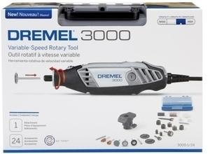 Dremel 3000 VS Rotary Tool Kit (3000-1/24 )