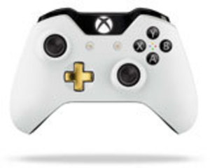 Xbox One Lunar White Controller - GameStop Exclusive