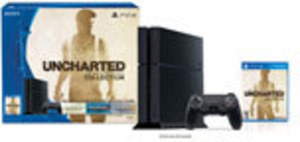 Playstation 4 Uncharted: The Nathan Drake Collection 500gb Bundle