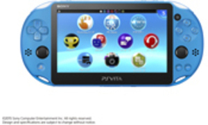 PlayStation Vita System Aqua Blue