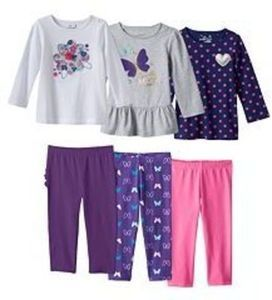 Infant's and Newborn's Jumping Beans' Tops and Bottoms