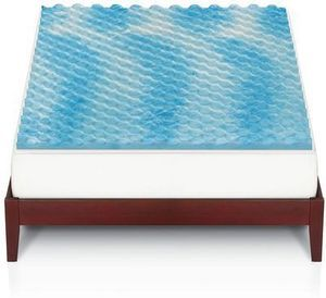 The Big One Gel Memory Foam Mattress Toppers (All Sizes)