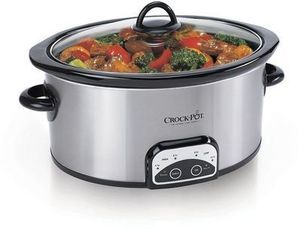 Crockpot 4-Quart Slow Cooker