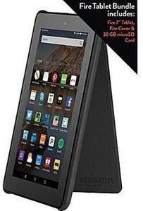 "Kindle Fire 7"" Tablet Bundle"