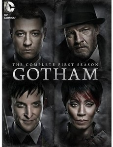 Gotham: The Complete First Series