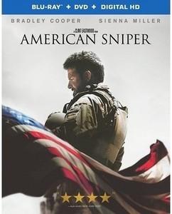 American Sniper Blu-ray/DVD