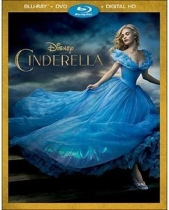 Cinderella (2015)(Blu-ray/DVD)(Digital HD Copy)