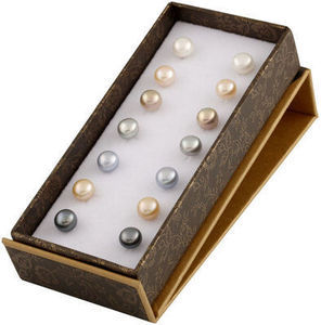 Freshwater Pearl Earrings Studs