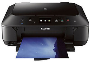 Canon PIXMA Wireless Color Inkjet Photo All-In-One Printer