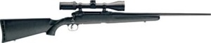 Savage Arms Axis II Bolt-Action Rifle and Scope Combos