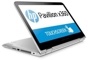 HP Convertible Touchscreen Laptop with Intel Core i5-6200U Processor