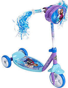 Disney 3-Wheel Scooter - Frozen