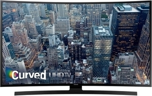 Samsung Curved 65 in. 2160p 4K Ultra HD LED Motion Rate 120 Smart TV UN65JU6700