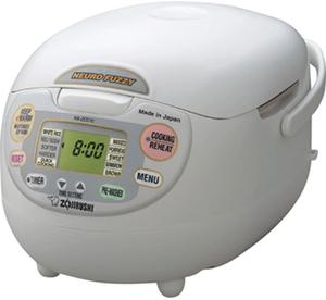 Zojirushi 10 Cup Neuro Fuzzy Rice Cooker and Warmer